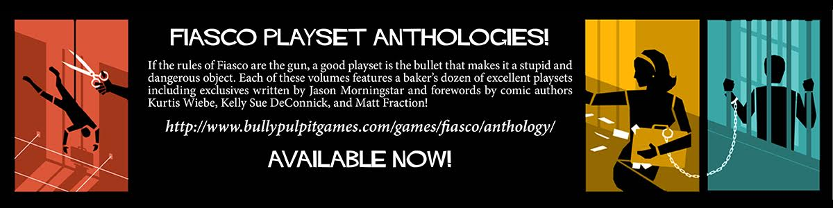 Fiasco Anthologies