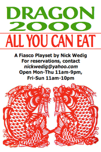 Dragon 2000 All You Can Eat