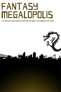 Fantasy Megalopolis