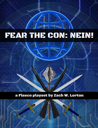 Fear The Con: NEIN