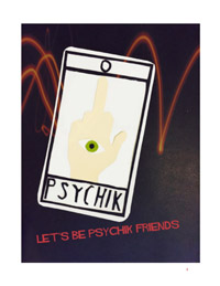 Let's Be Psychik Friends