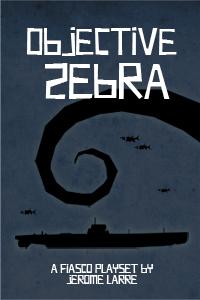 Objective Zebra