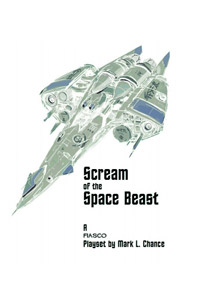Scream of the Space Beast