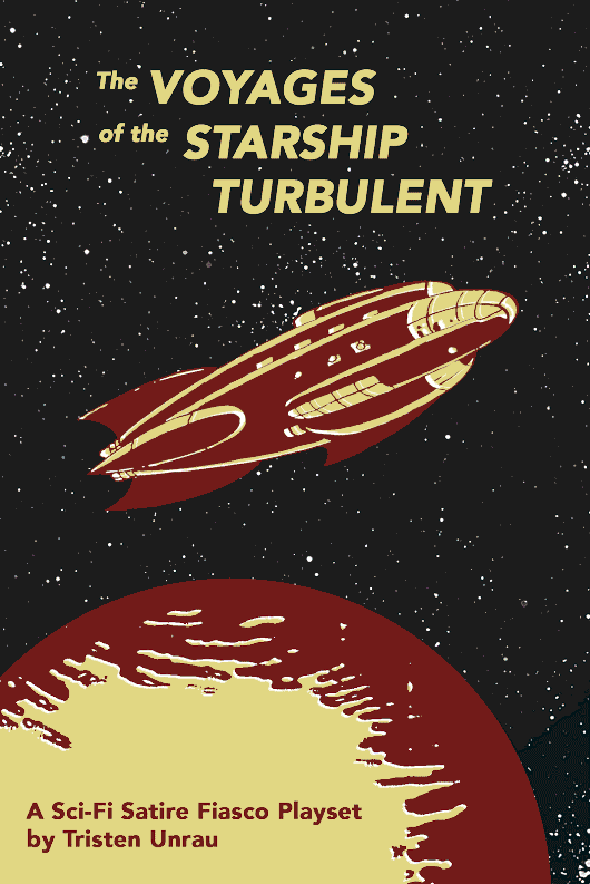 The Voyages of the Starship Turbulent