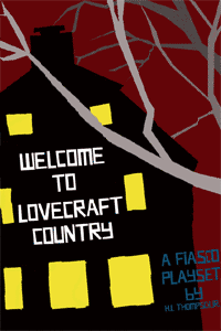 Welcome to Lovecraft Country